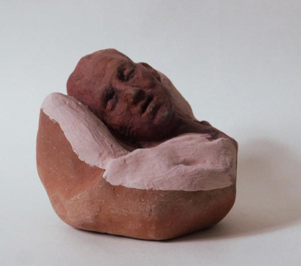 Sitting Stone 1
